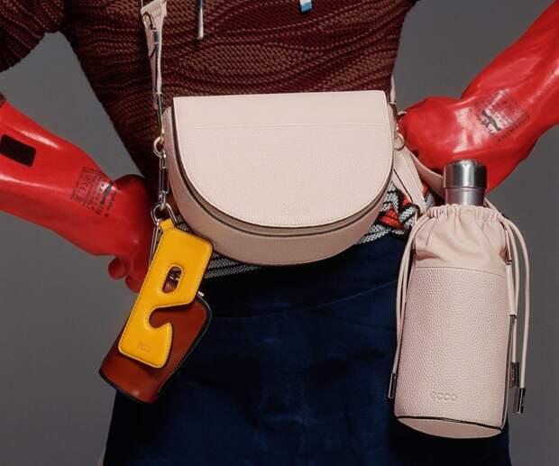 ECCO Leather Goods - коллекция для мечтателей и бунтарей