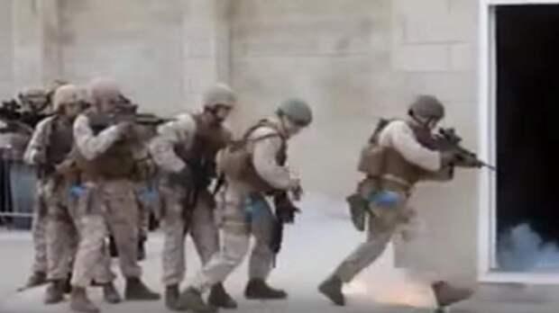 В Совфеде предостерегли спецназ НАТО от высадки десанта в Крыму. Спецназ стран НАТО смоделировал высадку десанта в Крыму