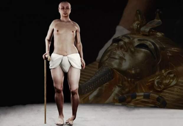 Египетские фараоны пришли с Русской равнины - ДНК-тест Тутанхамона