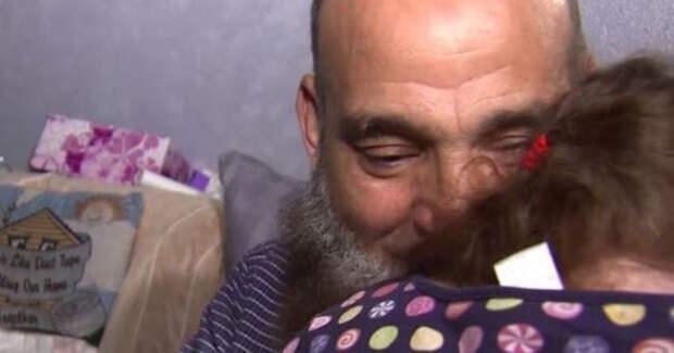 Человек с огромным сердцем дети, доброта, лос - анджелес, мусульманин, онкология, сша