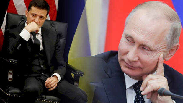 Когда тебя послали к Путину…
