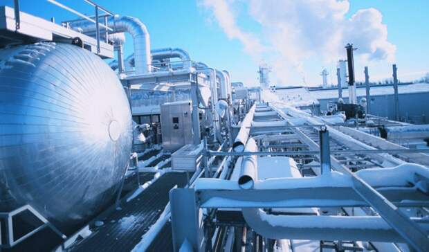 НаСалавате построят ГПЗ, авАрктике займутся производством метанола