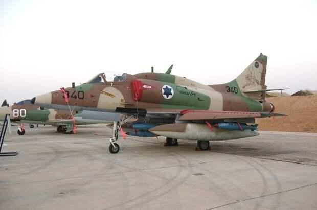 В результате авиаудара Израиля по САР погиб мирный житель - СМИ