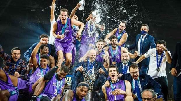 «Сан-Пабло Бургос» стал победителем Лиги Чемпионов