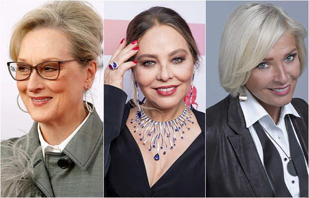 Очаровательные знаменитости, которым уже перевалило за 60, а они хороши, как в молодости