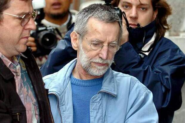 В парижской тюрьме скончался маньяк, прозванный «арденнским людоедом»