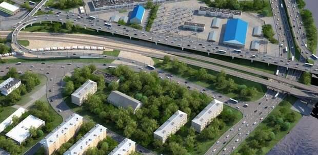 Реконструкцию улицы Барклая завершат в середине 2022 года – Бочкарёв