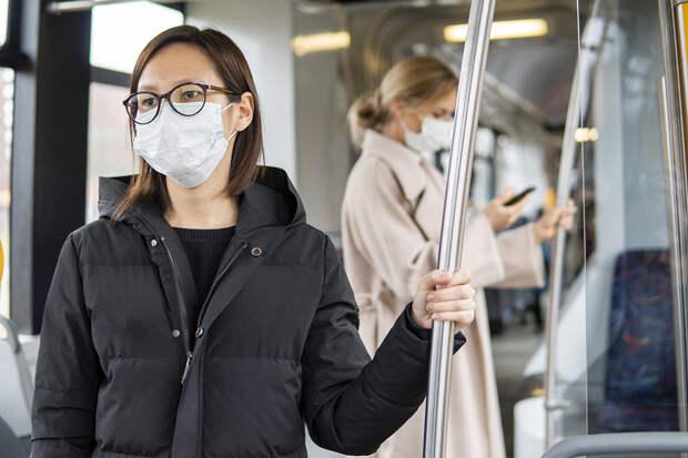 В России за сутки выявлен 8861 случай коронавируса