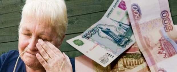 Что компенсирует нищенскую пенсию российским пенсам