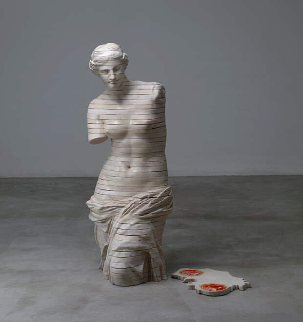 Венера. Автор: Cao Hui.