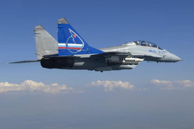 МиГ-35: характерные особенности и технические данные современного российского истребителя