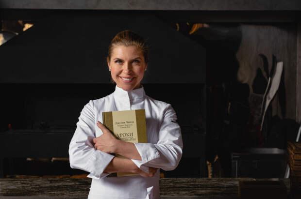 Шеф-повар Екатерина Алехина представит Россию на гастрономическом конгрессе Madrid Fusion 2021