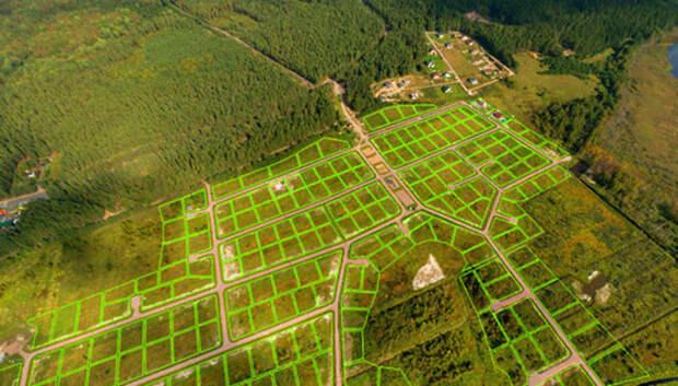 Около 6,5 тыс градпланов земельных участков выдали в Подмосковье за квартал