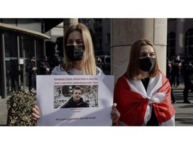 Сергей Черняховский: Казус Протасевича и истерика Европы