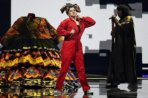 Манижа вышла в финал Евровидения – 2021