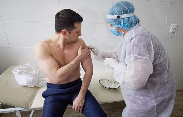 Голос Мордора: Кто виноват в провале вакцинации на Украине?