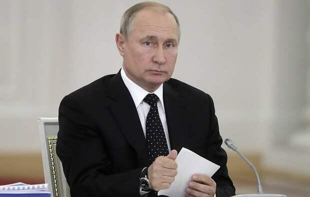 Наконец-то Путин меня услышал