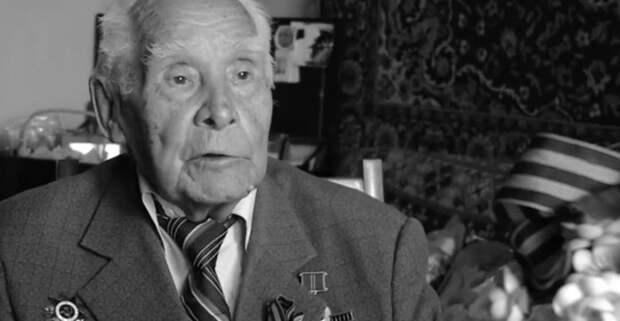 В Тамбове в День Победы скончался ветеран Великой Отечественной войны Степан Филиппович Ануфриев