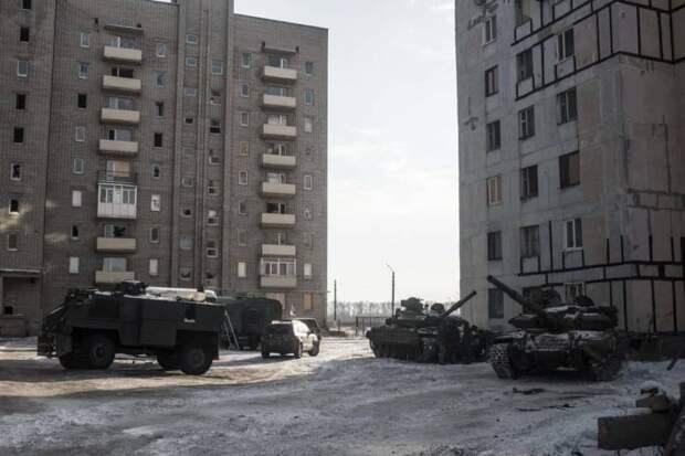 Донбасс в шаге от большой войны