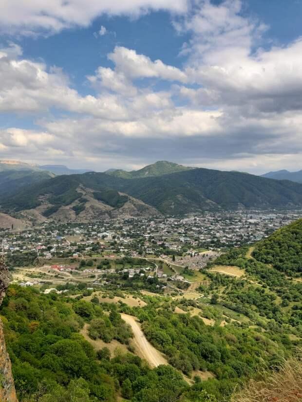 Карачаево-Черкессия. Места для лёгкого туризма