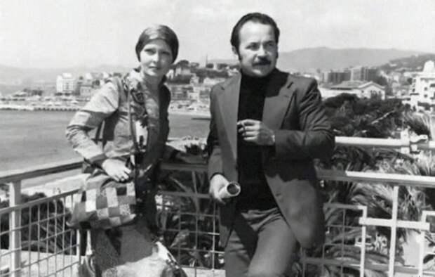 Николай Губенко и Жанна Болотова. / Фото: www.jenskiymir.com