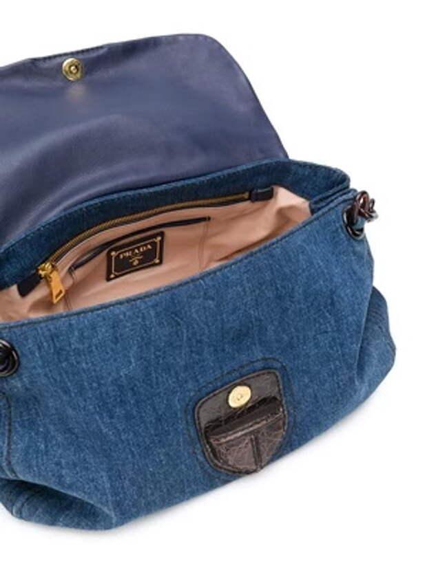 Все о женских сумках «Прада»