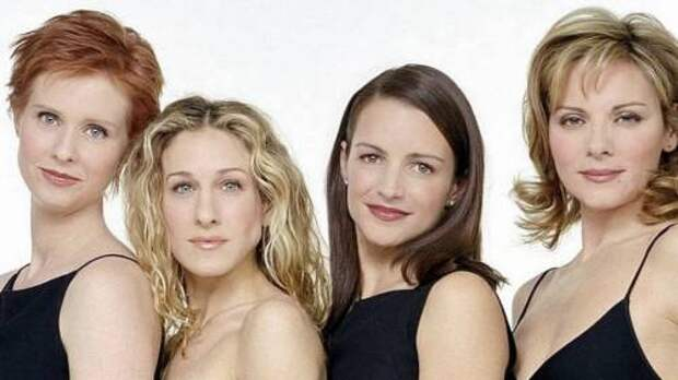 Как сейчас выглядят актрисы «Секса в большом городе»: Сара Джессика Паркер поделилась фото с коллегами по сериалу