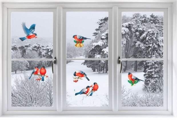 Украшение фасада: самые топовые идеи к Новому году (71 фото)