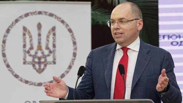 Рада рассмотрит возможность отставки главы Минздрава Украины