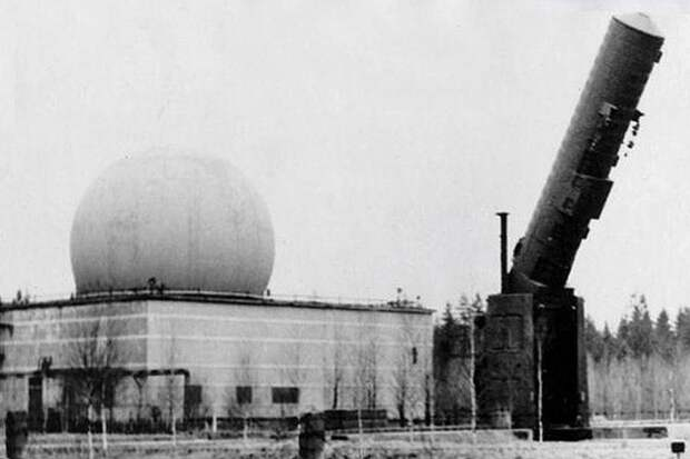 """Ракета вышла на ракету: в 1969 году прошли испытания системы ПРО """"Алдан"""""""