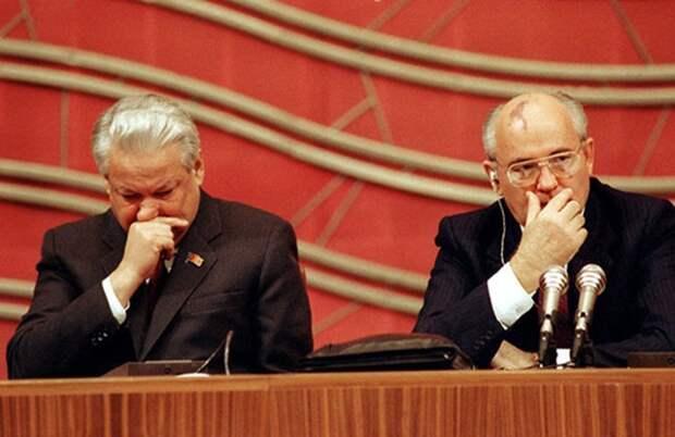 """Горбачев о развале СССР: """"Моя совесть чиста"""""""