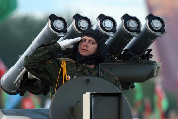 В России создают противотанковый комплекс, уничтожающий беспилотники