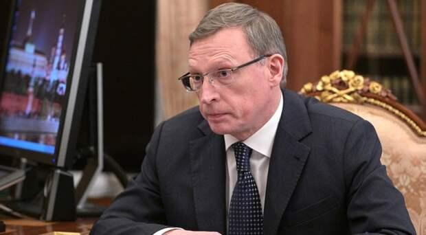 На встрече с президентом омский губернатор сравнил регион с Краснодарским краем