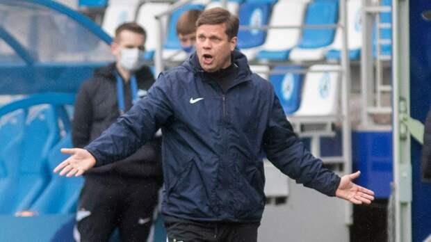 Главный тренер «Зенита-2» Радимов устроил драку на Московском вокзале в Санкт-Петербурге