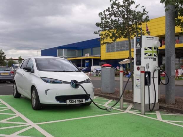 Владелец IKEA выделил 4млрд евро наразвитие зеленой энергетики