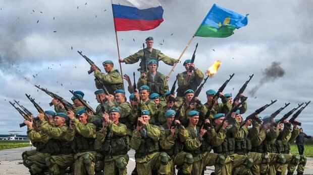 Почему российские десантники одни из лучших в мире? (ФОТО)