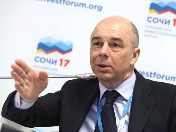 Запад спасёт Силуанова: информационная кампания против Путина стартовала