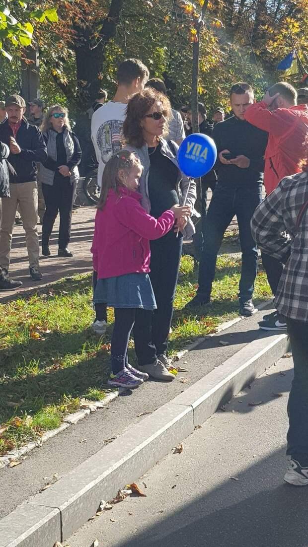 марш УПА Киев 14.10