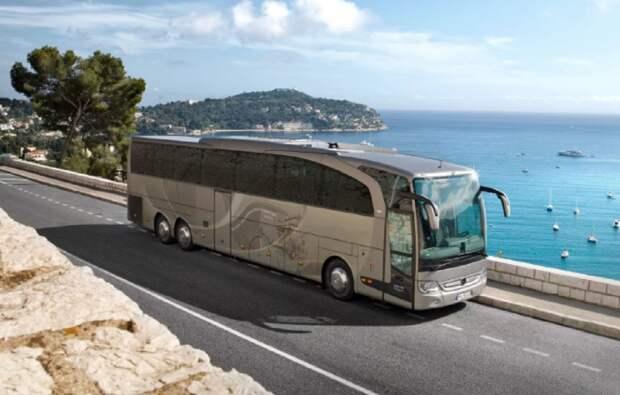 Из Крыма в ЛНР начнут курсировать автобусы