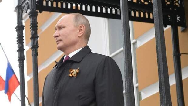 Путин призвал почтить память погибших в Великой Отечественной войне минутой молчания
