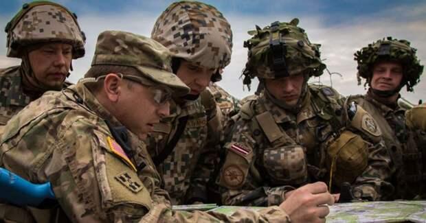 Источники сообщают о прибытии советников НАТО в Донбасс