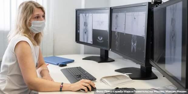 Москва открывает доступ к технологиям на основе ИИ для врачей всей России. Фото: М. Мишин mos.ru