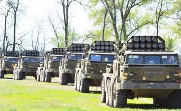 ВСУ готовятся обрушить «Ураган» на крымскую землю