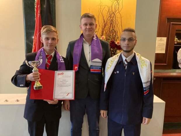 Студент университета транспорта на Образцова стал победителем общесетевой Викторины