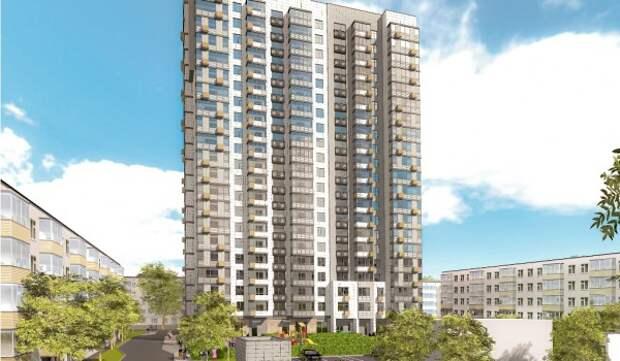 Три новостройки в Головинском районе будут переданы под заселение по программе реновации в текущем году