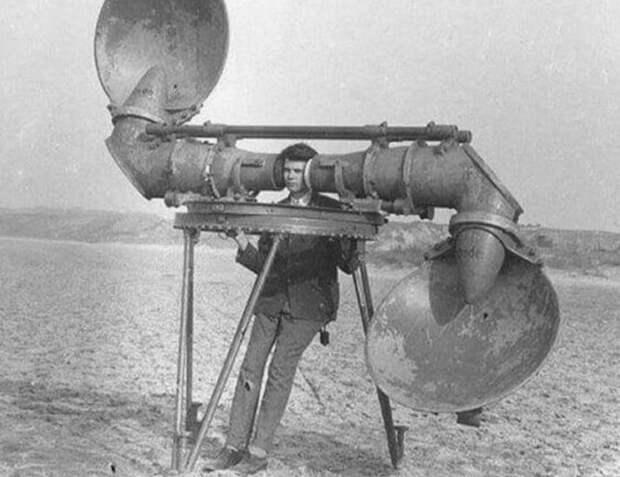 Так наблюдатели отслеживали неприятельские самолеты до появления радаров