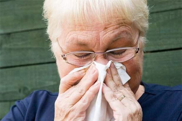 Лекарственные препараты и средства от насморка