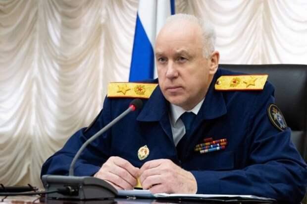 Бастрыкин взял на контроль дело об избиении ребёнка матерью в Казани