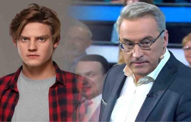 Норкин разнёс сына Табакова из-за критики российских властей