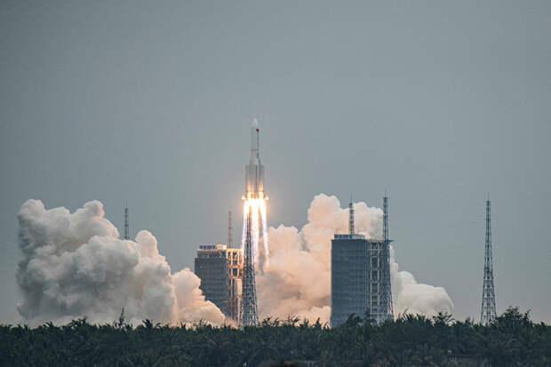 """""""Ad Astra"""": Китай впервые успешно высадился на Марсе"""